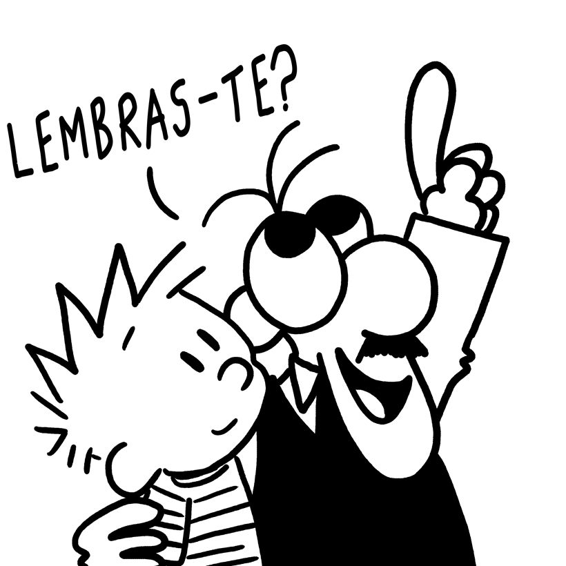 Bartoon e Calvin