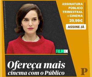 Veja mais cinemae com o Público