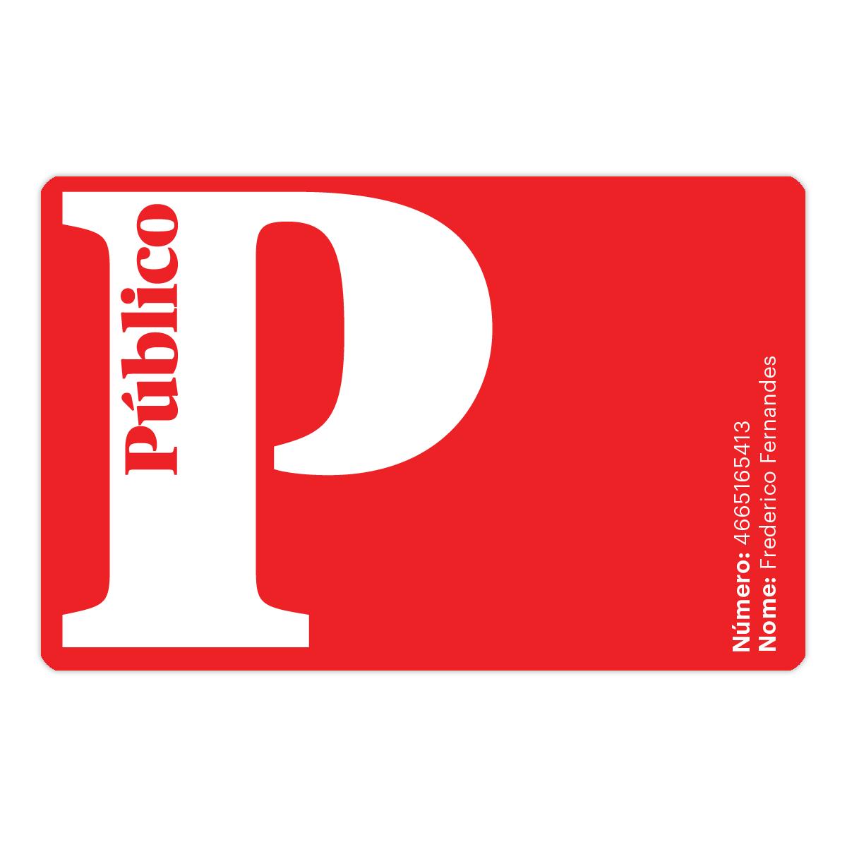 Cartão Público